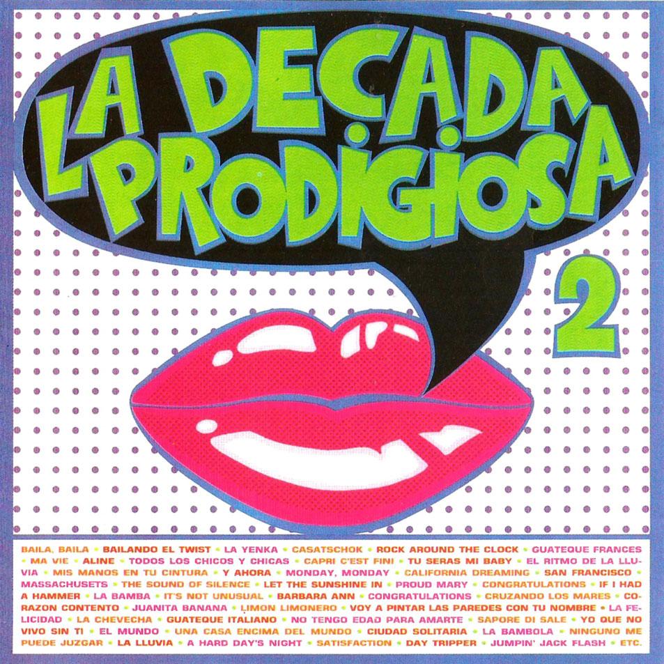LOS AÑOS 60 ( VOLUMEN II) (1)
